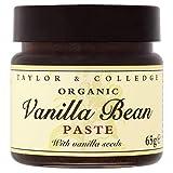 Taylor & Colledge Vanilla Bean Paste, Bio Vanille...