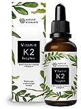 Vitamin K2 MK-7 200µg - 1700 Tropfen (50ml) -...