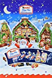 Kinder Mini Mix Adventskalender, 1er Pack (1 x 152...