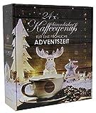 Kaffee Adventskalender mit 24 Türchen - 24 x...
