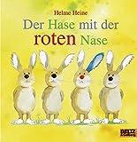Der Hase mit der roten Nase: Vierfarbiges...
