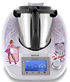 Thermomix Aufkleber TM5 Sticker Stickerdream...