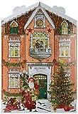 Heilemann Adventskalender mit Dach, 1er Pack (1 x...