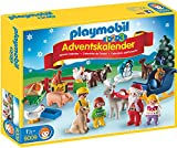 Playmobil 9009 - 1.2.3 Adventskalender Weihnacht...