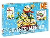 Craze 57422 Minions Adventskalender, Bunt