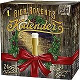 KALEA Bier Adventskalender mit 24 Bieren und 1...