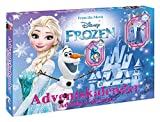 Craze 57309 - Adventskalender Disney Frozen, Die...
