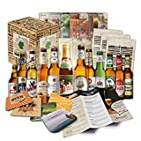 '12 Bier Spezialitäten aus Deutschland'...
