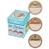 AVERY Zweckform Etiketten Marmelade 50 Stück Art....