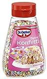 Dr. Oetker Dekor Konfetti, 4er Pack (4 x 100 g)