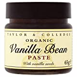 Taylor & Colledge Vanilla Bean Paste, Bio Vanille...