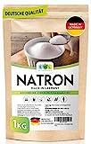 Natron Pulver Backing Soda 1kg I Deutsche...
