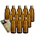 gouveo 24er Set Smoothie-Flaschen 300 ml inkl....