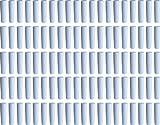 100 Lippenstift-Hülsen weiß, leer, zum...