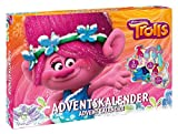 Craze 57347 Trolls Adventskalender, Mehrfarbig