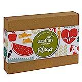 Azafran Gewürze Set Fitness - Gewürzbox für...