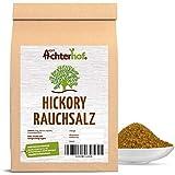 1kg Rauchsalz Hickory Salz smoked der Alleskönner...