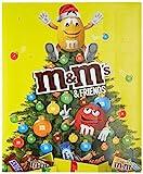 M&M Friends Schokoladen-Adventskalender 24...