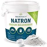 Natron Pulver 4.5 kg in Lebensmittelqualität - im...