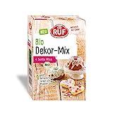 RUF Bio Dekor-Mix, 4 bunte Streusel, ohne...