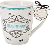 Sheepworld 59256 Lieblingstasse Traummann,...