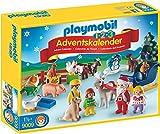 Playmobil 9009 - 1.2.3 Adventskalender Weihnacht...