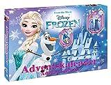 Craze 57309 - Adventskalender Disney Frozen, Die...