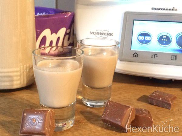 Milka Schokoladen Likör