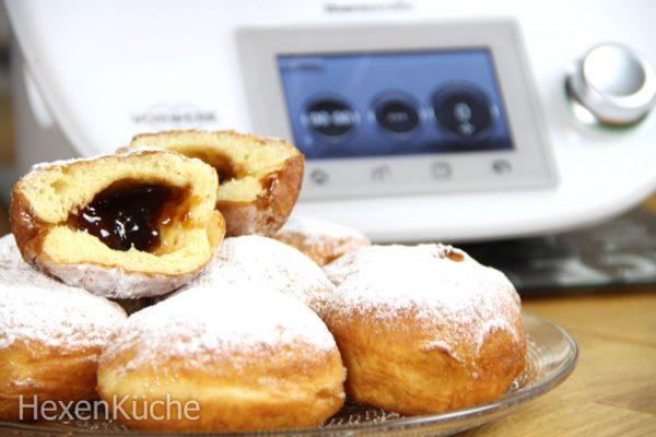 Mini Faschings Krapfen