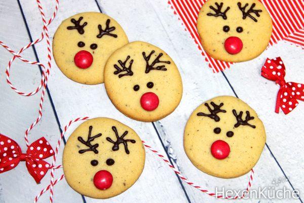 Rentier Cookies