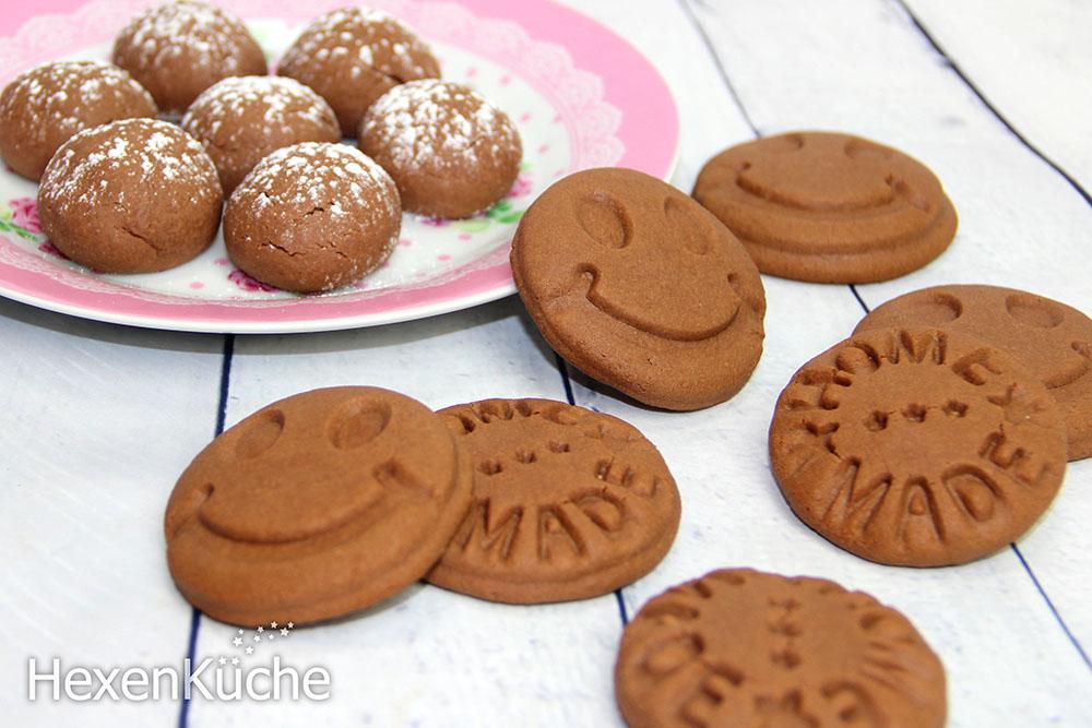 Nutella Platzchen Mit Nur 4 Zutaten Diehexenkuche De