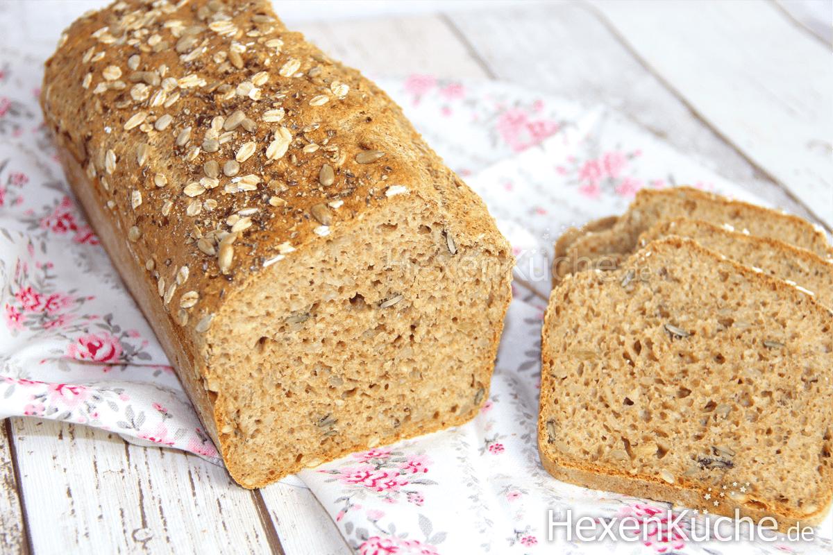 5 Minuten Vollkornbrot | Das schnellste Brot der Welt | Thermomix Rezepte