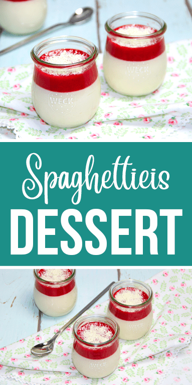 Spaghettieis Dessert Diehexenküchede Rezeptideen Für Den