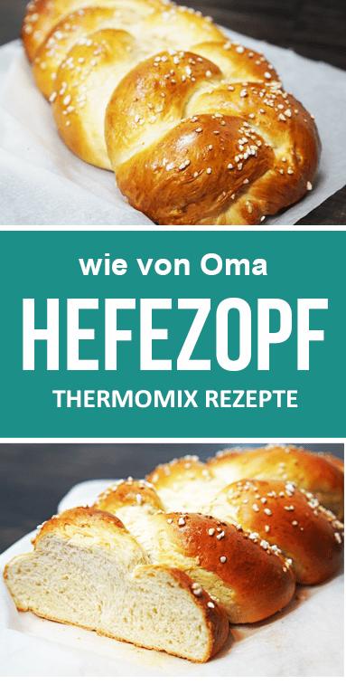 Hefezopf 'Mein Bester'
