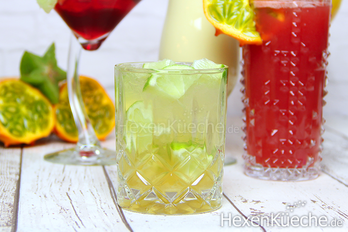 Caipirinha Cocktail Rezept Thermomix