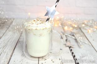 Schneepunsch Heißgetränk Wintergetränk Weihnachtsmarkt Rezept Thermomix