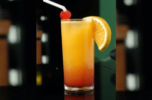 Tequila Sunrise Cocktail Rezept